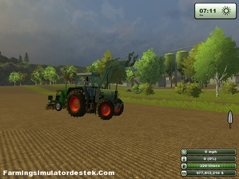 Photo of Fendt 614 Lsa Traktör