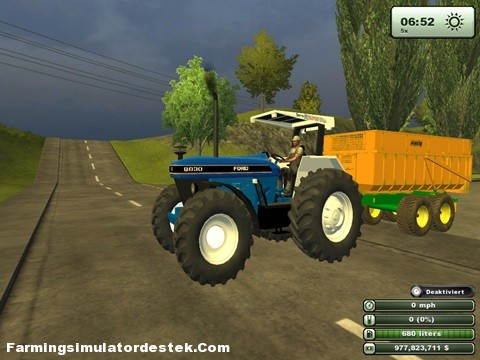 Photo of Ford 8030