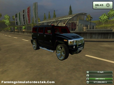 Photo of Hummer H2