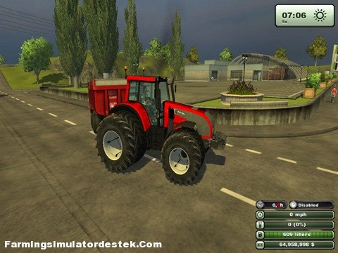 Photo of Valtra T162