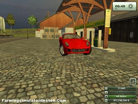 Photo of Ferrari 599