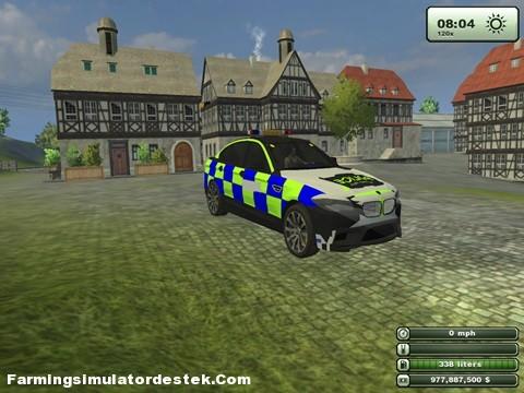Photo of BMW Polis Aracı