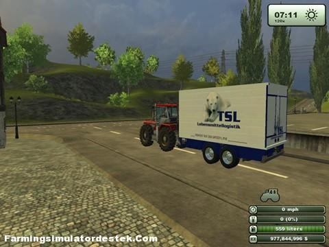 Photo of TSL Kuehl Dorse