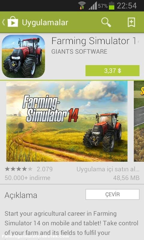 Farming Simulator 2014 Nasıl Oynanır !