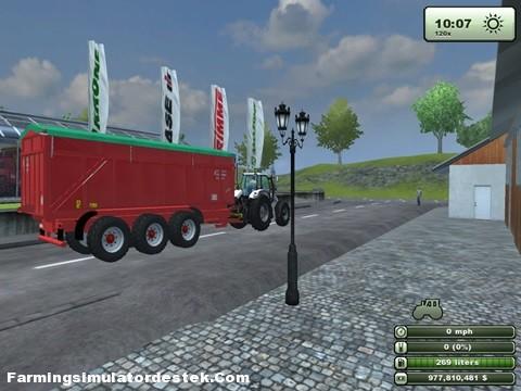 Krampe TW 8006