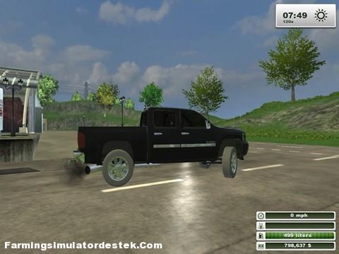 Photo of Silverado K2500HD Araba