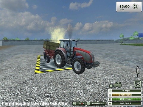 Photo of Valtra T140