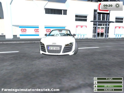 Photo of Audi R8 Spider