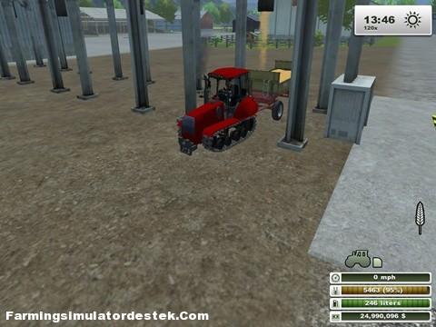Photo of Belarus 2502D Paletli Traktör