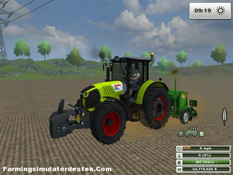 Photo of CLAAS Arion 620 Traktör