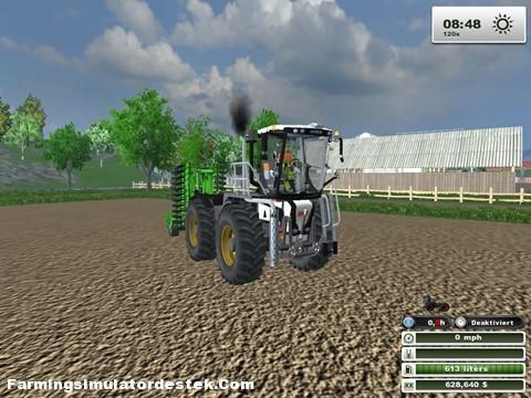 Photo of Claas Xerion 3800 Traktör