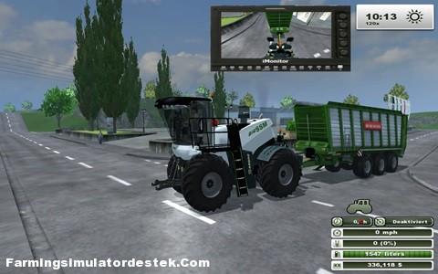 Photo of KRONE BIGSSM Traktör