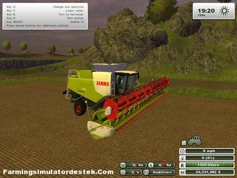 Photo of Claas Lexion 770 Biçer Döver Paketi
