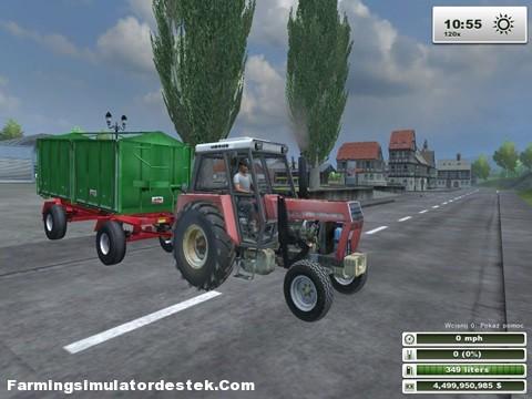Photo of Ursus 1012 Traktör