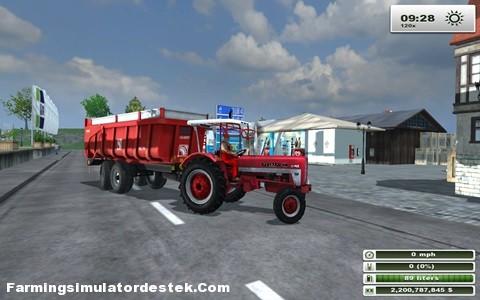 Photo of IHC 423 Traktör