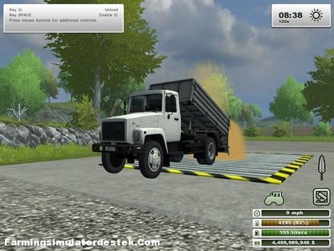 Photo of GAZ 35071 Kamyon