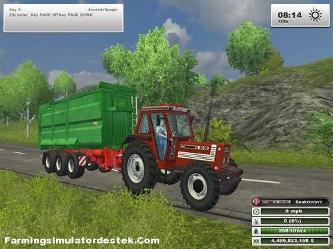 Photo of Fiatagri 80-90 Slim Traktör