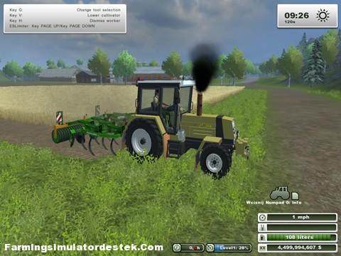 Photo of Fortschritt ZT 323 A Traktör