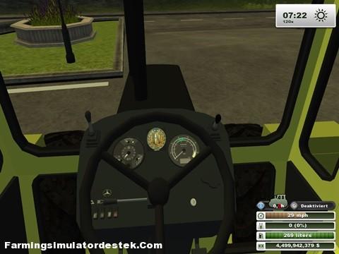 Photo of MB Trac 1300 Turbo Traktör