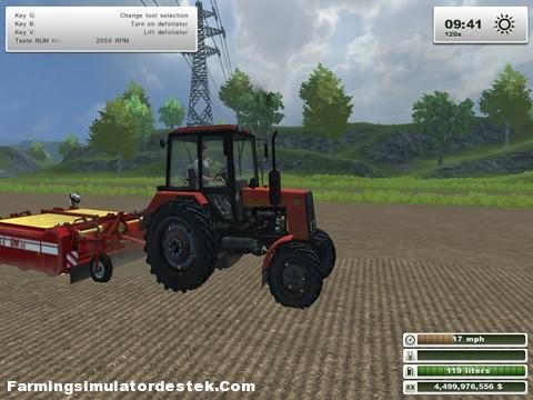 Photo of MTZ 820 Traktör
