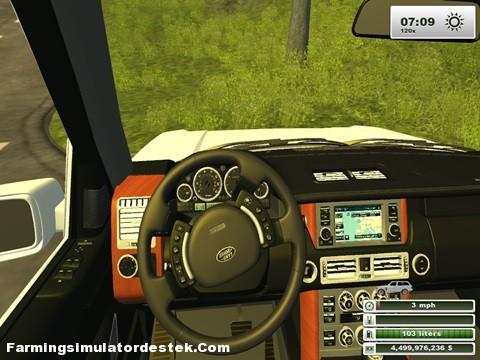 Photo of Land Rover Range Rover 2009 Model
