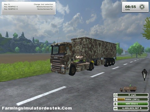 Photo of Scania R420 & Kroeger SRB35 Paketi