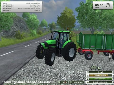 Photo of Deutz Fahr Agrotron 130 Traktör