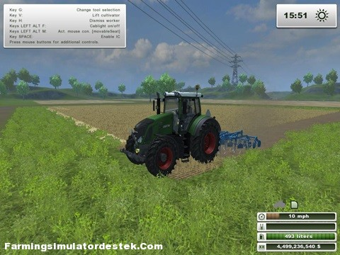 Photo of Fendt 828 Vario