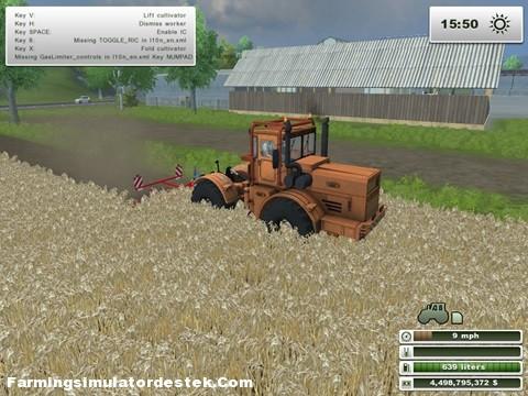 Photo of Kirovets 700-A Traktör