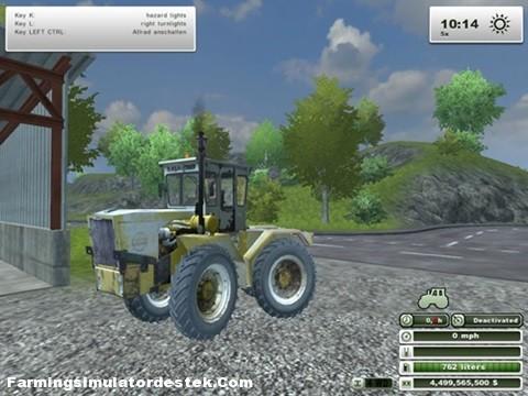 Photo of Raba Steiger 250 Traktör