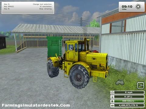 Photo of K-700 Traktör