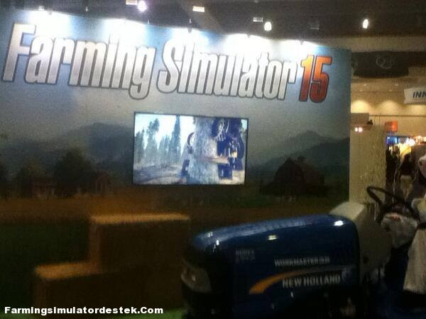 Photo of Farming Simulator 2015 İlk Görüntü