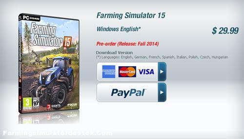 Photo of Farming Simulator 2015 Ön Satışa Çıktı