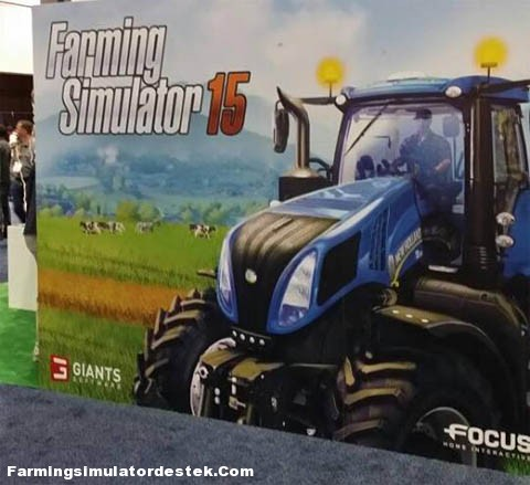 Photo of Farming Simulator 2015 Resmi Marka New Holland
