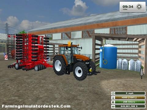 Photo of New Holland M-100 Traktör