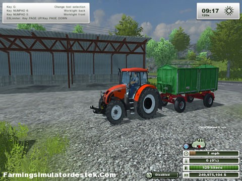 Photo of Zetor Forterra 10641 Traktör