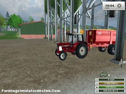 Photo of IHC 1055 Traktör