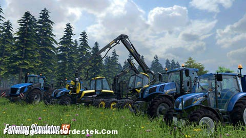 Photo of Farming Simulator 2015 Yeni Resimler