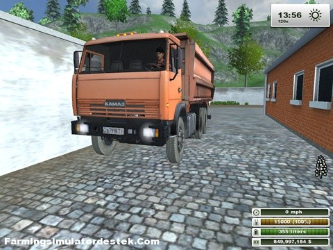 Photo of Kamaz 45280 Kamyon