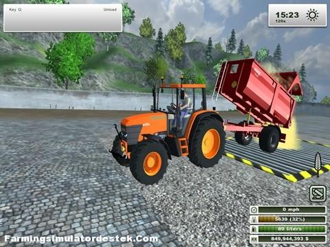 Photo of Kobuta MX 105 Traktör