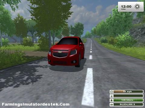 Photo of Chevrolet Cruze 2009 Model