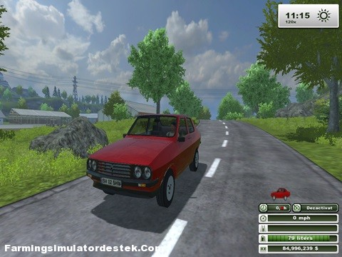 Photo of Dacia Sport 1310 Kırmızı Araba