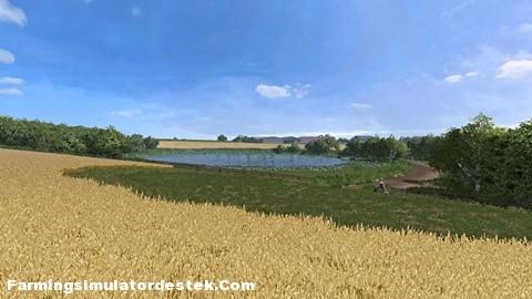 Photo of Knuston Genişletilmiş Çiftlik Haritası