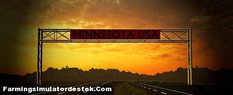 Photo of Minnesota Köy Haritası