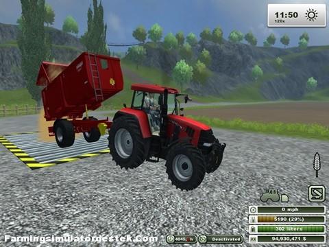 Photo of CASE IH CVX 175 Versiyon 6 Kırmızı Traktör