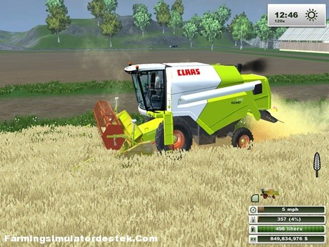 Photo of Claas Tucano 340 Biçer Döver