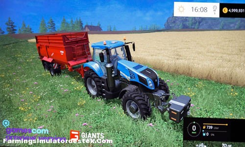 Photo of Farming Simulator 2015 Oyundan İlk Kare