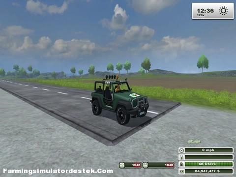 Jeep Wrangler Versiyon 1.0