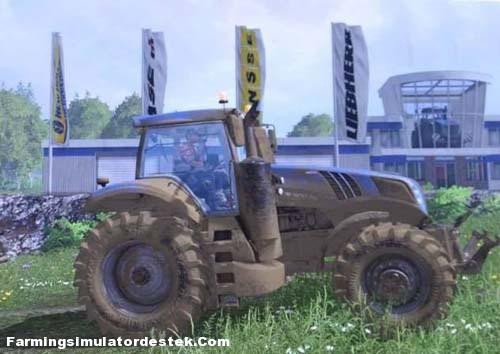 Photo of Kirlenen Traktör Güzeldir