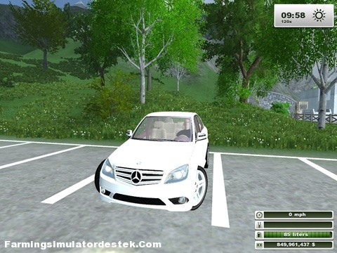 Photo of Mercedes Benz C350